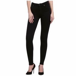 C of H Rocket High Rise Skinny Jeans in All Black